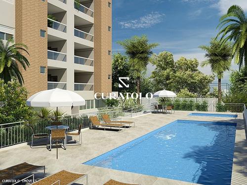 Apartamento Para Venda Em São Paulo, Mooca, 2 Dormitórios, 1 Suíte, 2 Banheiros, 1 Vaga - Vilabru_1-1729200