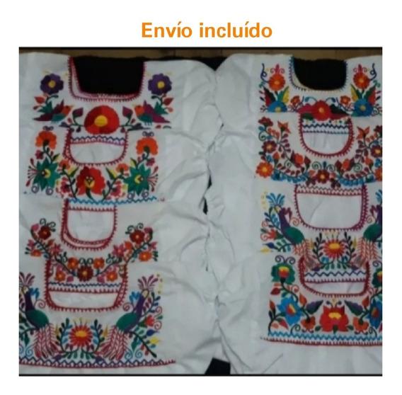 Blusa Bordada 10 Piezas. Publicacion Especial