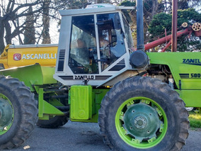 Tractor Zanello 500c Articulado, Motor Cummins