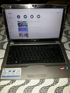 Notebook Hp G42-283la En Exelente Estado.!!!como Nueva.!!!