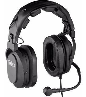 Telex Hr-2r Auricular De Doble Cara Con Conector A4m
