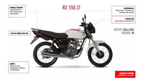 Zanella Rx 150cc Z7 Cañuelas