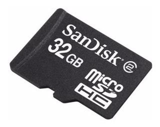 Cartão Memória Micro Sd 32gb Original
