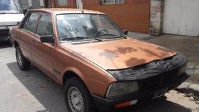Peugeot 505 Gr 1982 M/bueno 2ªdño Nunca Remis Vendo Permuto