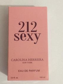 Perfume Inspirado Contratipo 212 Sexy 100 Ml