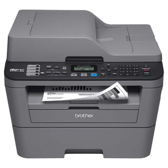 Impressora Multifuncional Laser Brother Mfc-l2700dw Monocro