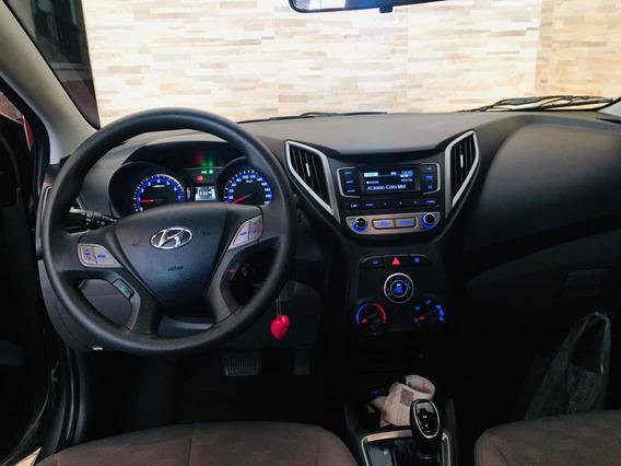 Hyundai Hb20s 1.6 Comfort Style Flex Aut. 4p 2016