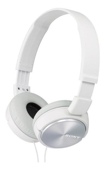 Fone de ouvido Sony MDR-ZX310AP white
