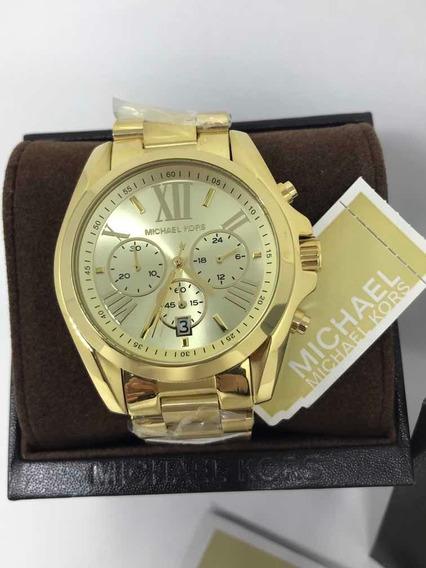Relógio Michael Kors Mk5605 Dourado