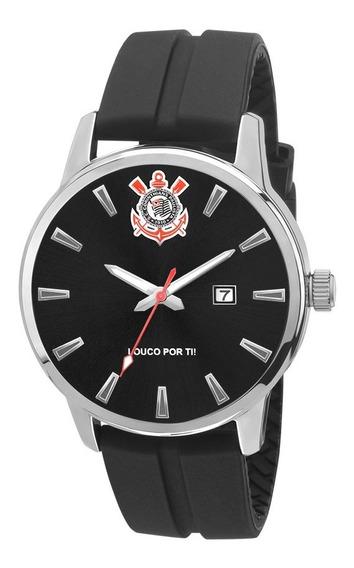 Relógio Technos Masculino Corinthians Corco2115vf/8p Oficial