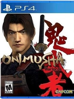 Onimusha Warlords Remaster Ps4 ***digital 1***