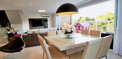Apartamento Em Plano Diretor Sul, Palmas/to De 242m² 4 Quartos À Venda Por R$ 2.000.000,00 - Ap176915