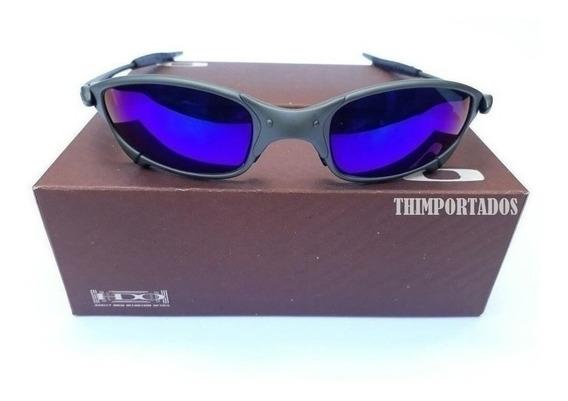 Óculos Oakley Juliet Squared 24k Double Xx Romeo2