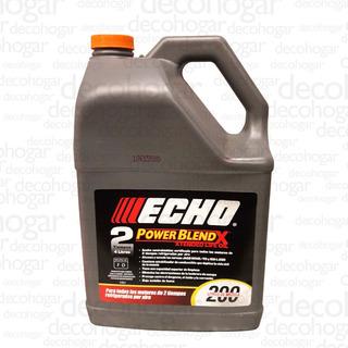 Aceite Echo Para Motores 2 Tiempos 4 Litros Semi Sintetico