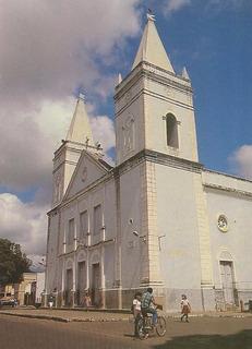 Cat-4789- Postal Crato, C E- Igreja Matriz N.s. Da Penha