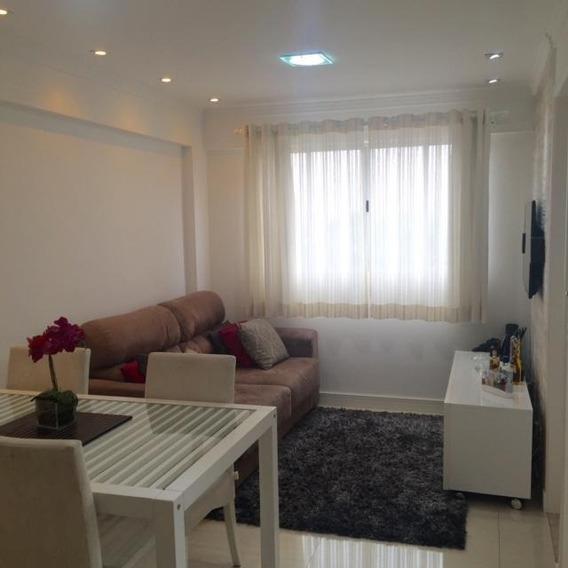 Apartamento Em Granja Viana, Cotia/sp De 50m² 2 Quartos À Venda Por R$ 250.000,00 - Ap407813