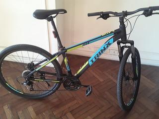 Bicicleta Rodado 27.5 Trinx M116 Shimano 21vel Disco 6 Meses