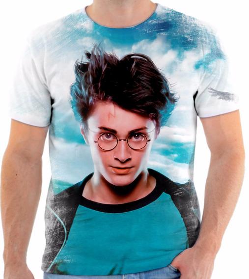 Camisa Camiseta Personalizada Harry Potter Filme