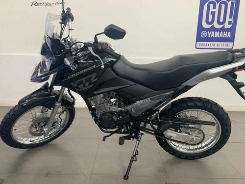 Yamaha Crosser 150 S Preta 2021