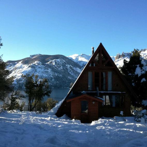 Cabaña El Encuentro - Invierno - Chapelco!