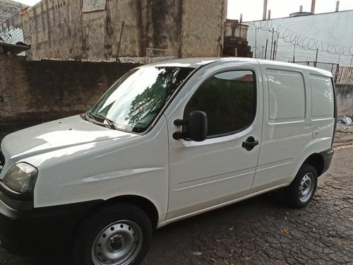 Fiat Doblo Cargo 2009 1.8 Flex 4p