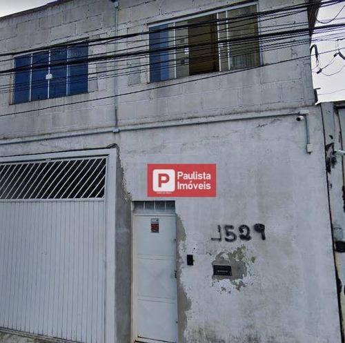 Imagem 1 de 1 de Galpão Próximo A Avenida Imirim  450 M² E Vaga Para 2 Carros Com Infraestrutura Para Morar E Trabalhar - Ga0610