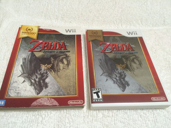 The Legend Of Zelda: Twilight Princess Com Luva