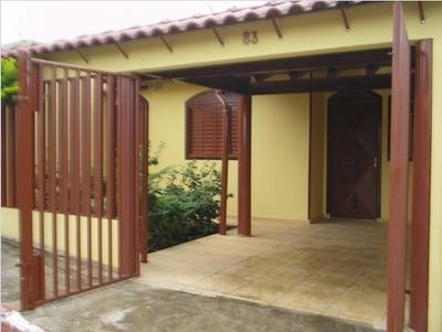 Casa Condomínio Jardim Botânico, Al Dos Angicos, São Pedro
