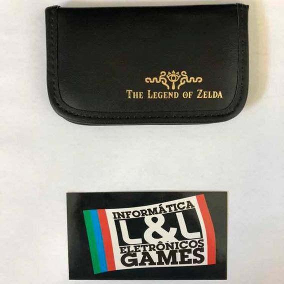 Case Para Jogos Nintendo Switch Oficial Zelda