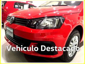 Volkswagen Gol Trend 5 Puertas Trendline 0km No Usado Serie