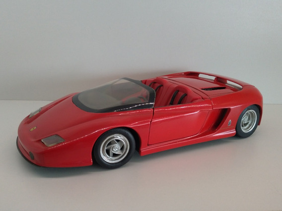 Ferrari Mythos 1:18 Metal Revell Com Detalhe N Bburago