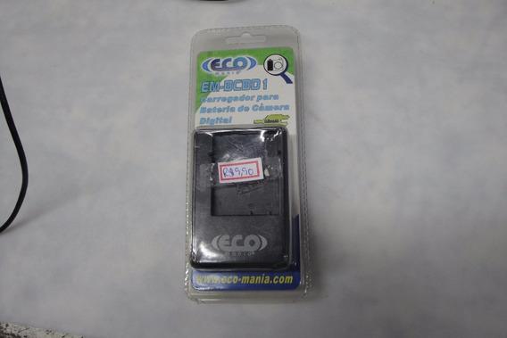 Carregador Para Bateria De Camera Digital Em Bcbd1 Eco Mania