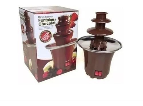 Fuente  Chocolate Fondue Pequeña