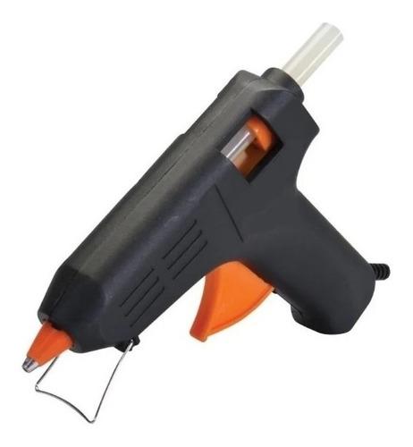 Pistola Encoladora Electrica 25w Barra Silicona Gruesa 11mm