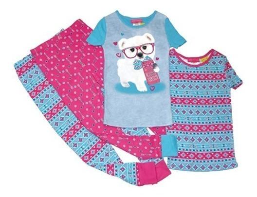 Pack 2 Pijamas Algodón Carters 4 Piezas 2t 3t 4t 5t Nena Varon