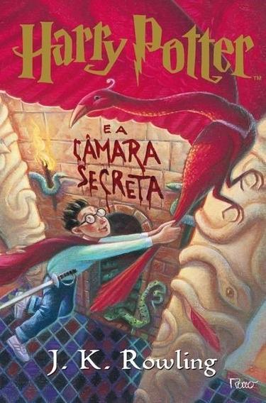 Livro -harry Potter E A Câmara Secreta