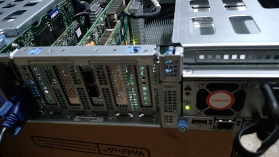 Servidor Cisco Ucs C260 M2 - 256gb Ram - 10 Hds Sas De 600gb