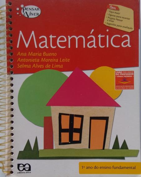Matemática 1º Ano Do Ensino Fundamental Ática