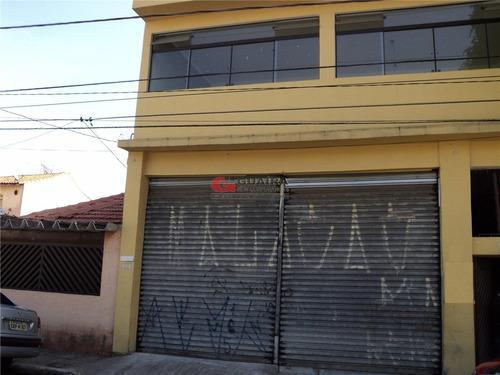 Prédio À Venda, 2 Vagas, Silveira - Santo André/sp - 39352