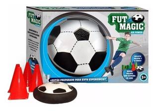 Juego Fut Magic Air Power Futbol Pelota Desliza Original Tv
