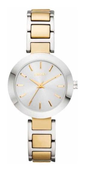 Reloj Dkny Stanhope Ny2401 Para Mujer