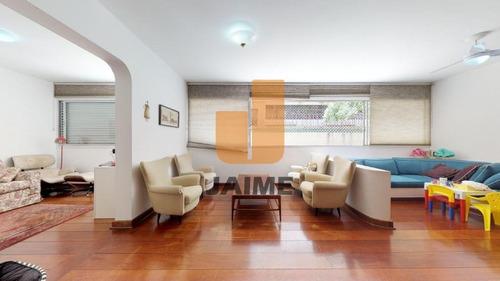Apartamento No Coração De Higienópolis  - Ja7582