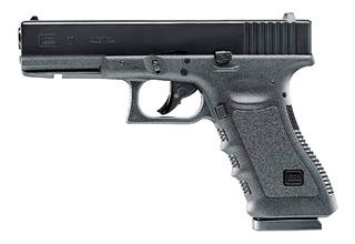 Pistola Umarex Glock 17 Gen 3 Blowback De Postas .177