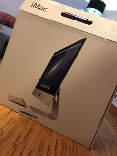 iMac 21,5 - I5 Late 2013 2,7 Ghz 8g 1tb En Caja