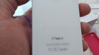 iPhone 4 Apple 8gb Branco Com Câmera 5mp, Touch Screen, 3g