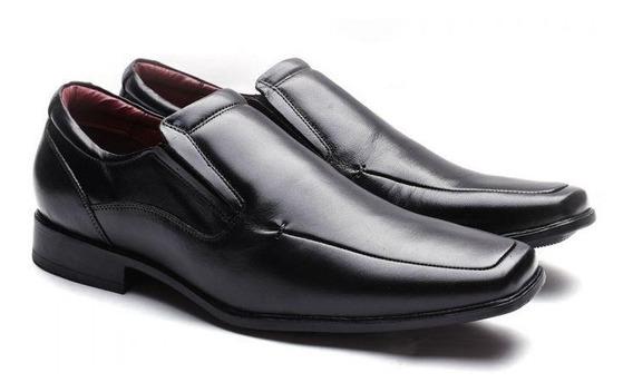 Sapato Social Masculino Manutt Couro De Carneiro 041