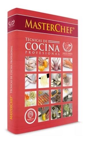 Libro De Técnicas De Cocina Masterchef Mausi Sebess
