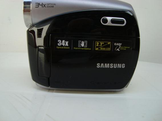 Filmadora Samsung Digital Cam 34x
