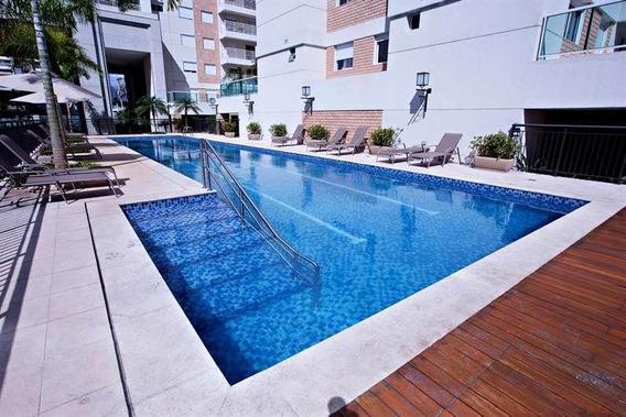 Apartamento Para Venda Em São Paulo, Mooca, 1 Dormitório, 1 Suíte, 2 Banheiros, 1 Vaga - Cap0402_1-1182162