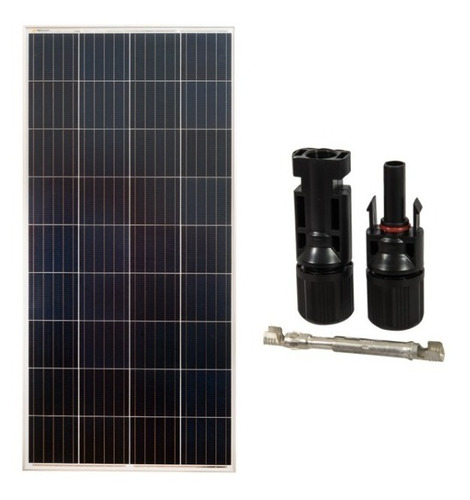 Placa Solar Fotovoltaica Upsolar Up 150w + Conector Mc4